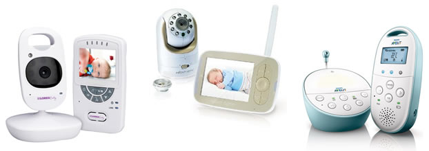 how to set up angelcare baby monitor ac401