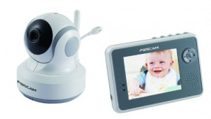 Foscam FBM3501 Wireless Digital Video Baby Monitor review