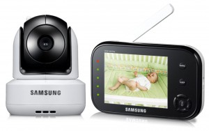 Samsung SEW-3037W Video Baby Monitor with Night Vision Review