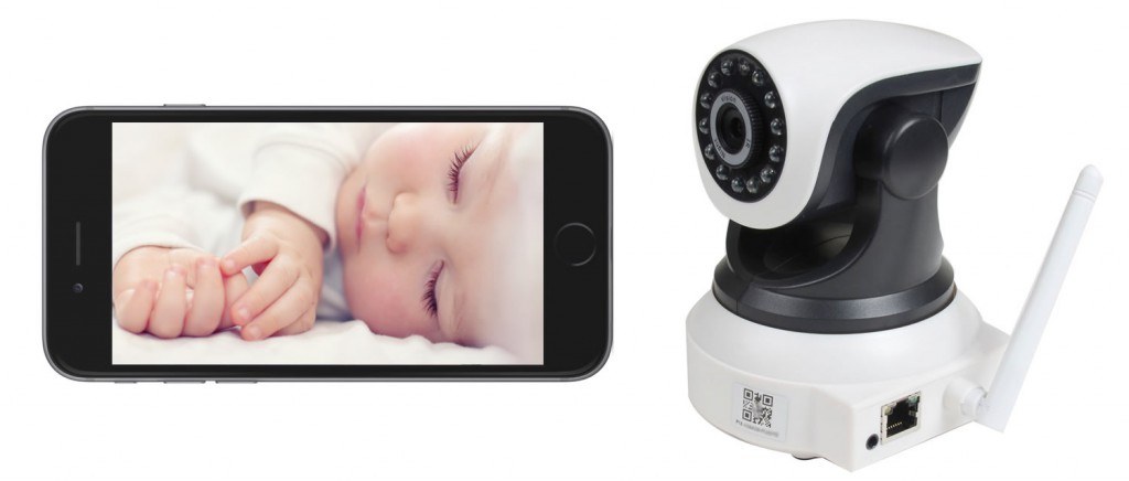 VideoSecu IP Wireless Baby Monitor